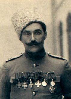Георгиевский кавалер со знаком  99-го пехотного Ивангородского полка