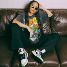Skater Girl Outfits, Hip Hop Outfits, Tomboy Outfits, Tomboy Fashion, Dope Outfits, Teen Fashion Outfits, Swag Outfits, Retro Outfits, Cute Casual Outfits