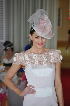 Magic Millions Racing Fashion Hats and High Tea