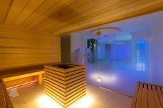 Waterhill Lafodia SPA, Croatia - designed by Arch. Silvia Giannini, realized by Wellness Today-Happy Sauna