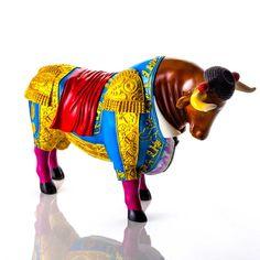 Ibacana - Escultura Touro Vaca el Toro