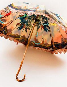 creatures of comfort  -  Tsumori Chisato Costa Rica Umbrella