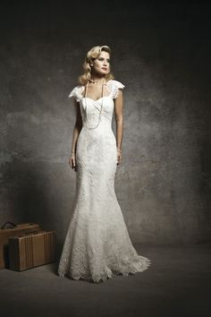 Justin Alexander, Spring 2013 Collection Style: 8628