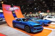 Chevrolet 2013 Camaro Hot Wheels Edition   I want to go to that cars fair!!!!I love cars!- wilson (lizzie's bro)