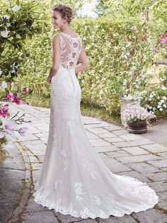 Eloise by Rebecca Ingram at Maggie Sottero Designs