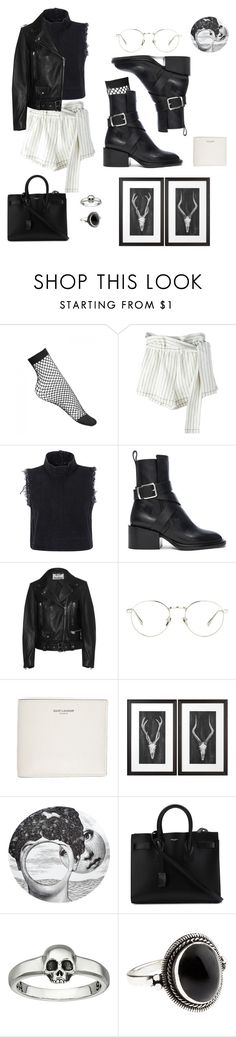 """Street Style"" by valiumanen ❤ liked on Polyvore featuring 3.1 Phillip Lim, Rachel Comey, Jil Sander, Acne Studios, Linda Farrow, Yves Saint Laurent, Uttermost, Fornasetti, King Baby Studio and Accessorize"
