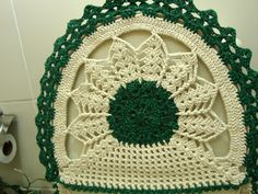 Best 12 New Ideas For Crochet Doilies Diagram Haken – SkillOfKing. Crochet Kitchen, Crochet Home, Knit Crochet, Crochet Doily Diagram, Crochet Doilies, Vintage Crochet Patterns, Baby Knitting Patterns, Crochet Projects, Diy And Crafts