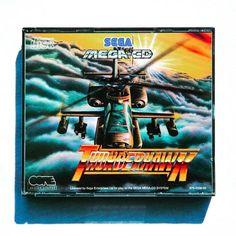 #Sega #SegaCD #SegaMegaCD #Thunderhawk #Core #CoreDesign #Pickups #RetroBörse #RetroBörseOberhausen #Pickups #RedroBorse #CIB #CIBSunday #RetroGamer #PAL #Dortmund #retromaniac http://ift.tt/2qMV04e