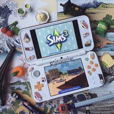 - Nintendo - Ideas of Nintendo Nintendo 2ds, Nintendo Ds Lite, Nintendo Switch Games, Nintendo Consoles, Nintendo 3ds Games, Cry Anime, Anime Art, Video Game Backgrounds, Otaku