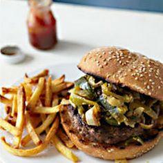 All-Time-Favorite Hamburger