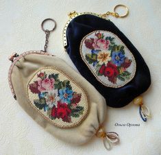 Designer Clothes, Shoes & Bags for Women Embroidery Purse, Beaded Embroidery, Beaded Purses, Beaded Bags, Frame Purse, Tapestry Bag, Creative Embroidery, Vintage Clutch, Bagan