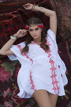 Tunic New Collection SS 2015