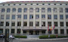 Antes: Fábrica de lámparas eléctricas OSRAM (1914) -Ahora: Sede la Empresa Municipal de la Vivienda -Localización: Ensanche sur de Madrid. Distrito Arganzuela.