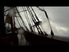 The last voyage of The Bounty