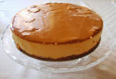 Aneta Goes Yummi: Karamelový cheesecake s bielou čokoládou (takto nejako asi chutí nebo)