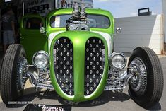 Event Photos: Hot Rod and Street Rod Photos From The PPG Nationals In Columbus