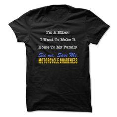 See Me - Save Me - Motorcycle Awareness [Biker - It - F T Shirt, Hoodie, Sweatshirt
