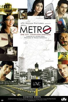 Life in a... Metro Full Movie Online 2007