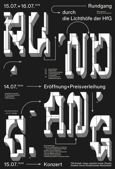 Tour of the halos of the Karlsruhe College | Slanted - Typo Weblog and magazine