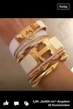 glamour#gold