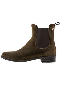 LEMON JELLY VELVETY Korte laarzen bronze, 99.95, http://kledingwinkel.nl/shop/dames/lemon-jelly-velvety-korte-laarzen-bronze/