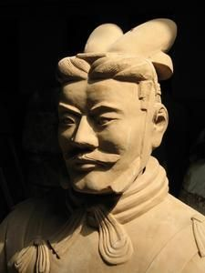 the chinese army statues - Google Search