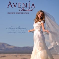Avenía is a destination bridal boutique featuring the finest in designer bridal gowns and custom bridal creations.