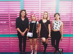 Guys My Age - Hey Violet - Lyrics in English I haven't seen my ex since we broke up Probably 'cause he didn't wanna grow u. Khalid, Teen Choice Awards 2016, Guys My Age, Hey Violet, Pop Punk, Music Tv, Girl Gang, Celebs, Celebrities