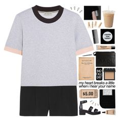 """life is a treasure // tag"" by anavukadinovic ❤ liked on Polyvore featuring Chloé, Balenciaga, philosophy, NARS Cosmetics, MAC Cosmetics, 3.1 Phillip Lim, Soles, Local Heroes, ASOS and Sephora Collection"