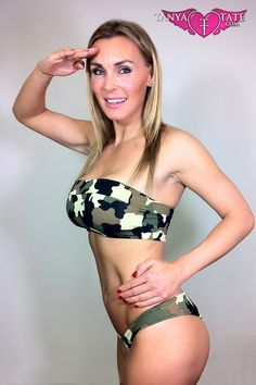 My sexy salute to all our brave soldiers and forces #HappyMemorialDay