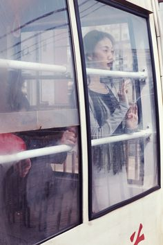 CHONGQING CITY | Fashion Story 01 by Matthieu Belin, via Behance