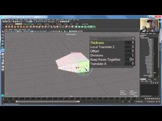 Tips for Using Maya 2016's New Modeling Displays - Lesterbanks