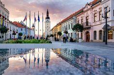 Trnava, Slovakia Heart Of Europe, Bratislava, Slovenia, Czech Republic, Hungary, Austria, Poland, Explore, Group