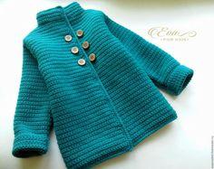 Одежда для девочек, ручной работы. Пальто для девочки