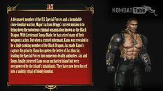 MK9 Bio: JAX