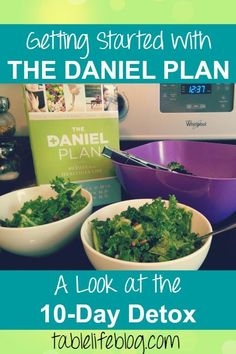 This homeschool mom hasn't had coffee for ten days. Ten days, I tell you! Hubby and I have been going through the 10-day Daniel Plan Detox. It's not something I would normally write about here, but it might be helpful for anyone else considering this plan. (This post contains affiliate[Read more]