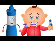 Nursery Rhymes Videos For Kids: Brushing Song For Children And Many More Nursery R...