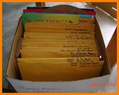 SINGING TIME IDEA: Primary Music Box