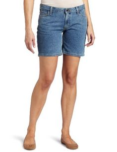 Carhartt Womens CurvyFit Denim ShortFaded Blue Indigo  Closeout4 ** You can get additional details at the image link.(This is an Amazon affiliate link and I receive a commission for the sales)
