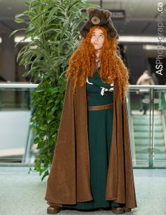 Merida from Brave | March Toronto Comic Con 2014