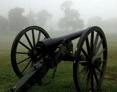 Gettysburg Battlefield, Gettysburg National Military Park, Pennsylvania, USA. #travel