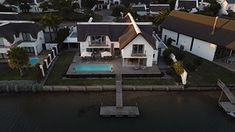 As the name would suggest Keerweer Canal House is idyllically located to take full advantage of the unique tidal canal system in St Francis Bay. Kitesurfing, St Francis, Rental Property, Countryside, South Africa, Cape, Vacation, Mansions, House Styles