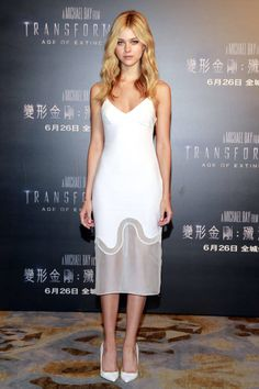 Nicola Peltz captures our attention on and off screen with red carpet looks from Prada, Fausto Puglisi and Stella McCartney. See more of the best celebrity styles here.