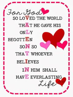 51 Interesting Valentine's Day Bible Verses – Valentine's Day Bible Verses. 51 Interesting Valentine's Day Bible Verses – Valentine's Day Bible Verses About Love- Valentines Day Sayings, Kinder Valentines, Valentines Day Party, Valentine Day Crafts, Happy Valentines Day, Valentine Ideas, Valentine Verses, Printable Valentine, Homemade Valentines