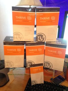 All About the Thrive Shake and Thrive Shake Recipes! Visit amyl.le-vel.com to order yours :)