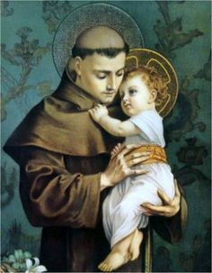 Miraculous mail deliveries in the lives of the Saints S. Anthony Guide) -The miracle letter deliveries of St Anthony of Padua . Francis Of Assisi, St Francis, Catholic Prayers, Catholic Saints, Roman Catholic, Patron Saints, Novena A San Antonio, Oracion A San Antonio, Saint Anthony Of Padua