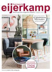 Eijerkamp - Wooninspiratie Magazine Najaar 2016 - Zitcombinatie Chili