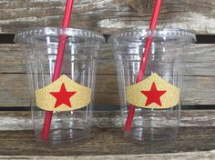 Check out our superhero party selection for the very best in unique or custom, handmade pieces from our shops. Wonder Woman Birthday, Wonder Woman Party, Hulk Party, Girl Superhero Party, Party Cups, Party Signs, Ladies Party, Birthday Decorations, First Birthdays