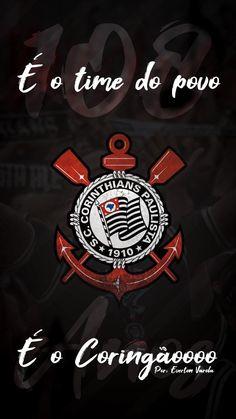 Corinthians Time, Sport Club Corinthians, Sports Clubs, Iphone, Rap, Soccer, Pasta, Anime, Cards