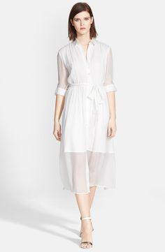 'Maia' Belted Shirtdress